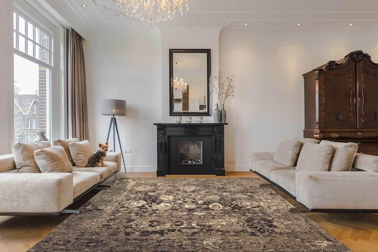 avant-garde-living-colour-tapijt-moderne-banken