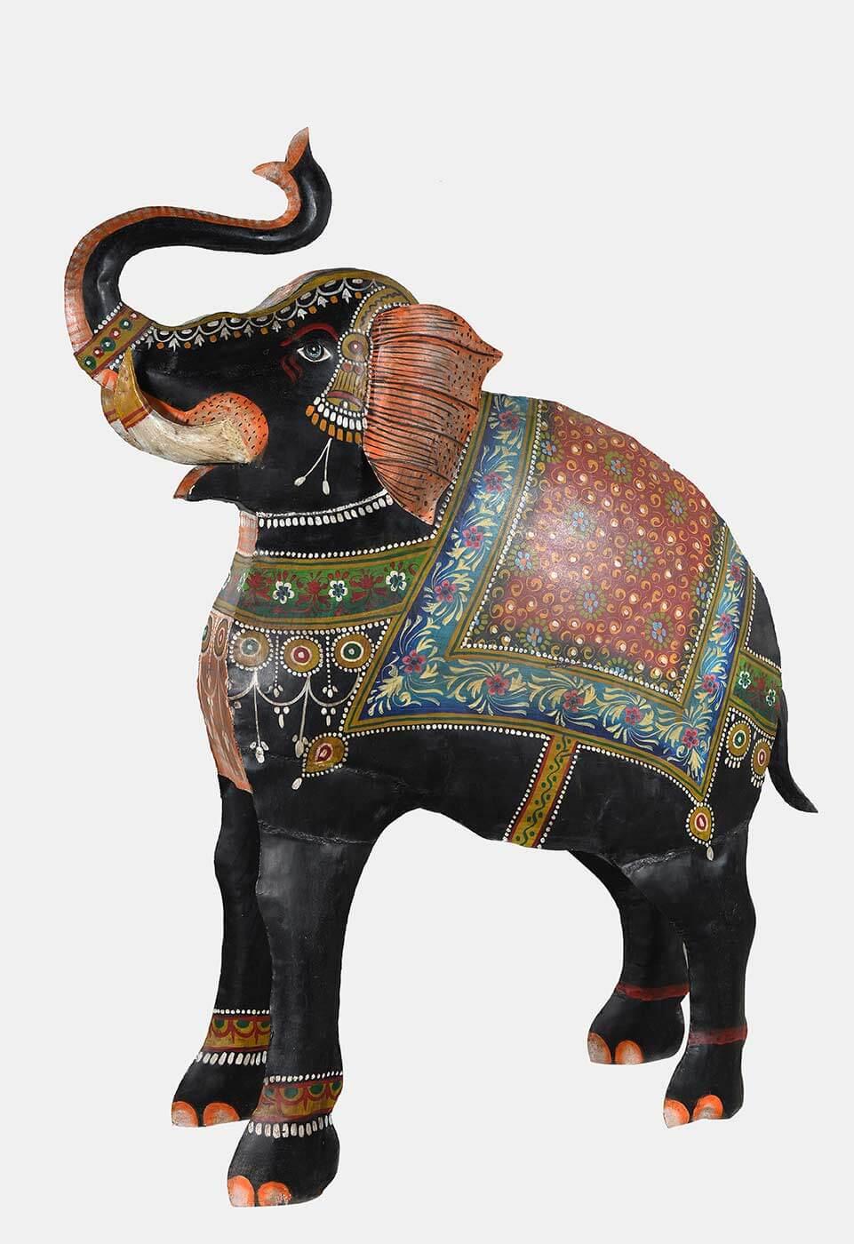 originele-handgemaakte-olifant-uit-india-oosterse-meubelen-indiase-meubels-koreman-maastricht
