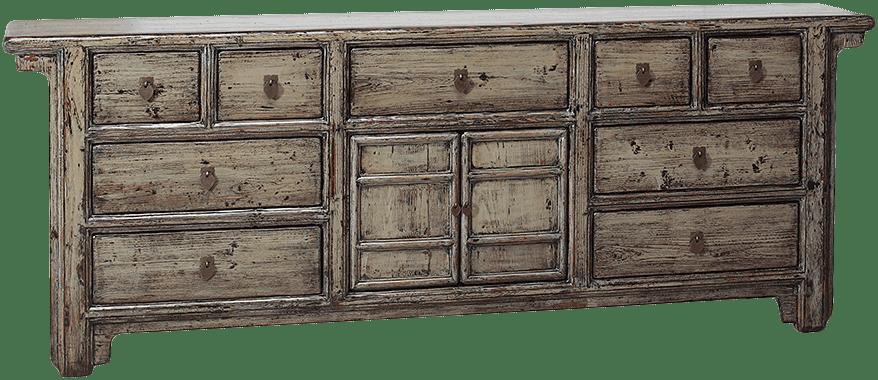 oud-chinees-dressoir-oosterse-meubelen-voorkant schuin