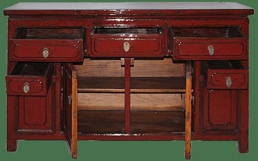 oud-chinees-dressoir-oosterse-meubelen-open deur