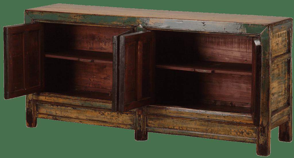 oud-chinees-dressoir-oosterse-meubelen open deurtjes