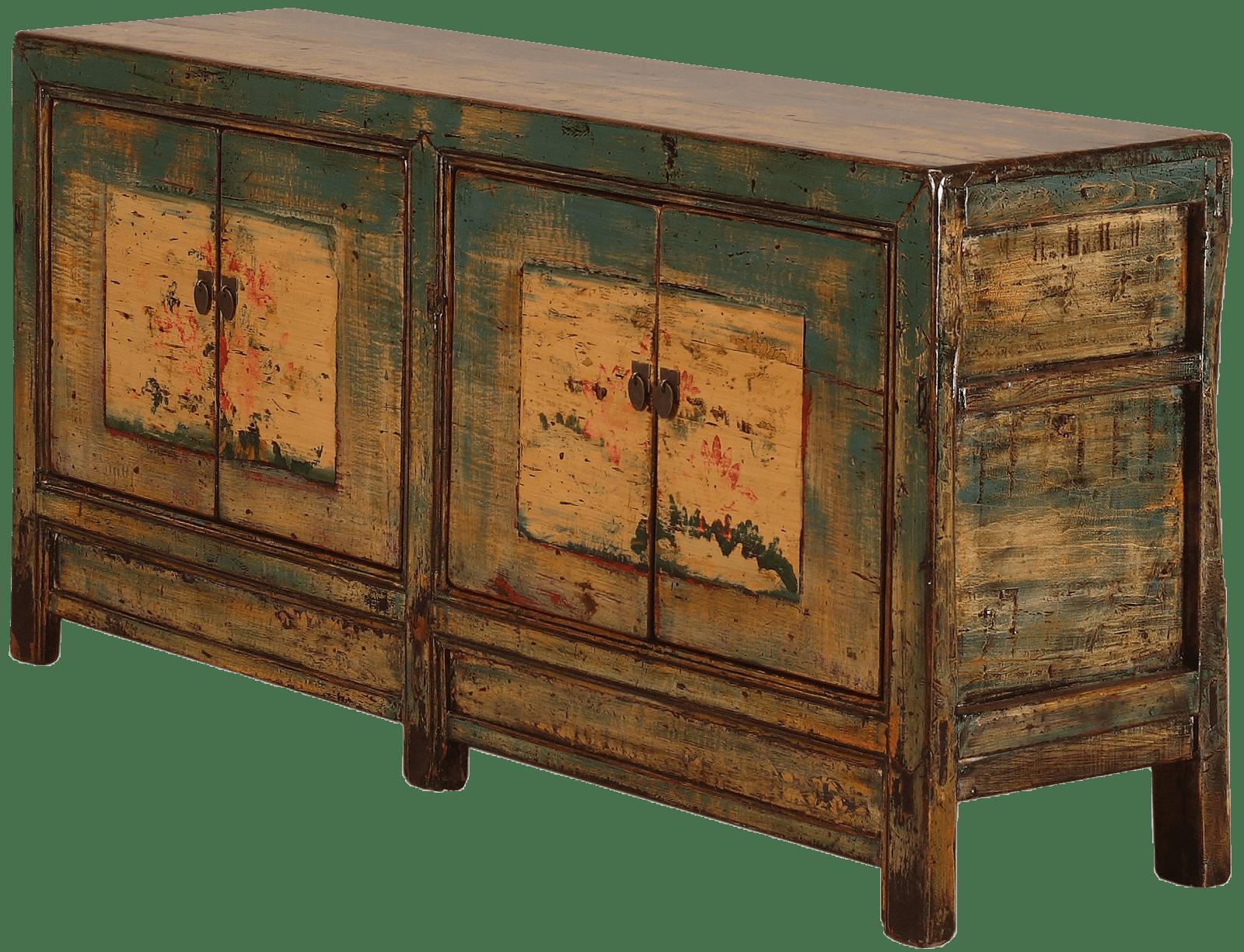 oud-chinees-dressoir-oosterse-meubelen voorkant schuin