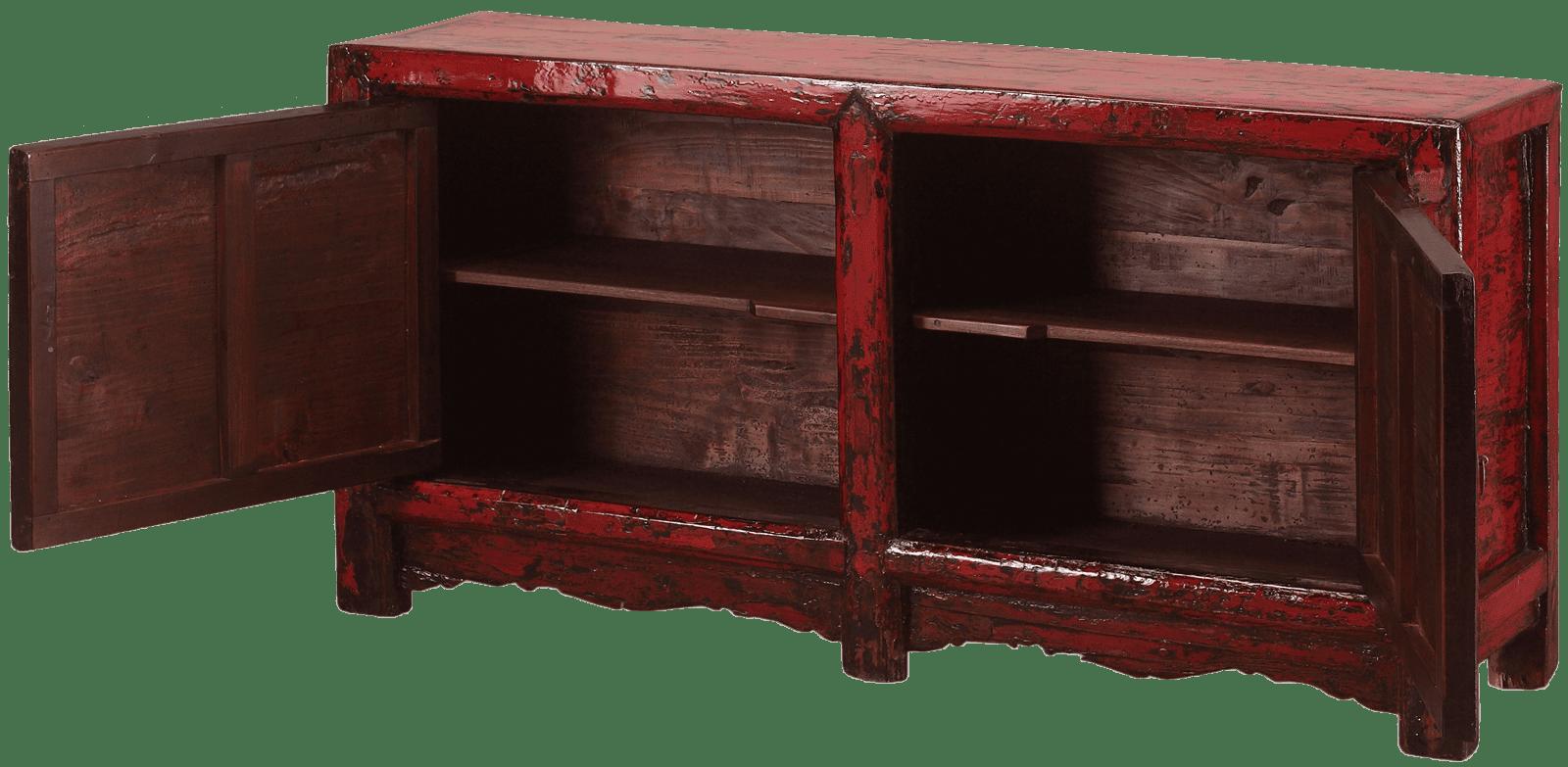 oud-chinees-dressoir-oosterse-meubelen-chinese-meubels-luxe-exclusieve-meubels open deurtjes