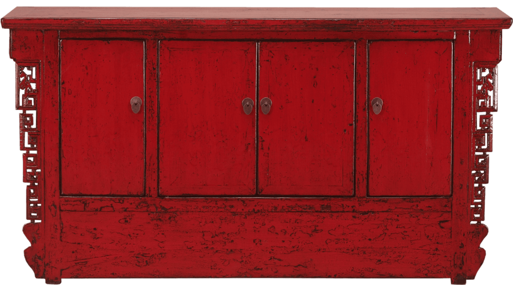 oud-chinees-dressoir-oosterse-meubelen-chinese-meubels-luxe-exclusieve-meubels-rood voorkant