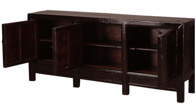 oud-chinees-dressoir-oosterse-meubels open deurtjes