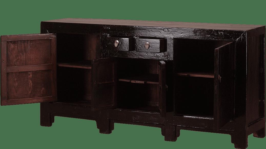 oud-chinees-dressoir-oosterse-meubels-open deurtjes