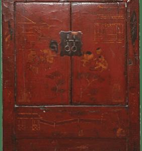 oud-chinees-kastje-oosterse-meubelen-voorkant