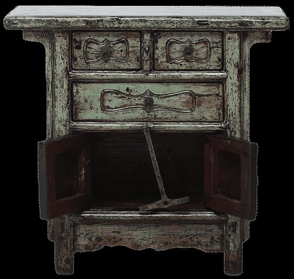 oud-chinees-kastje-oosterse-meubelen open