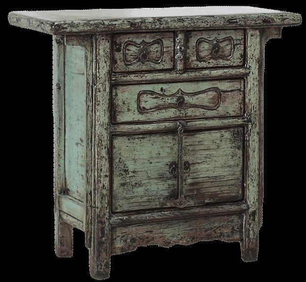 oud-chinees-kastje-oosterse-meubelen schuin