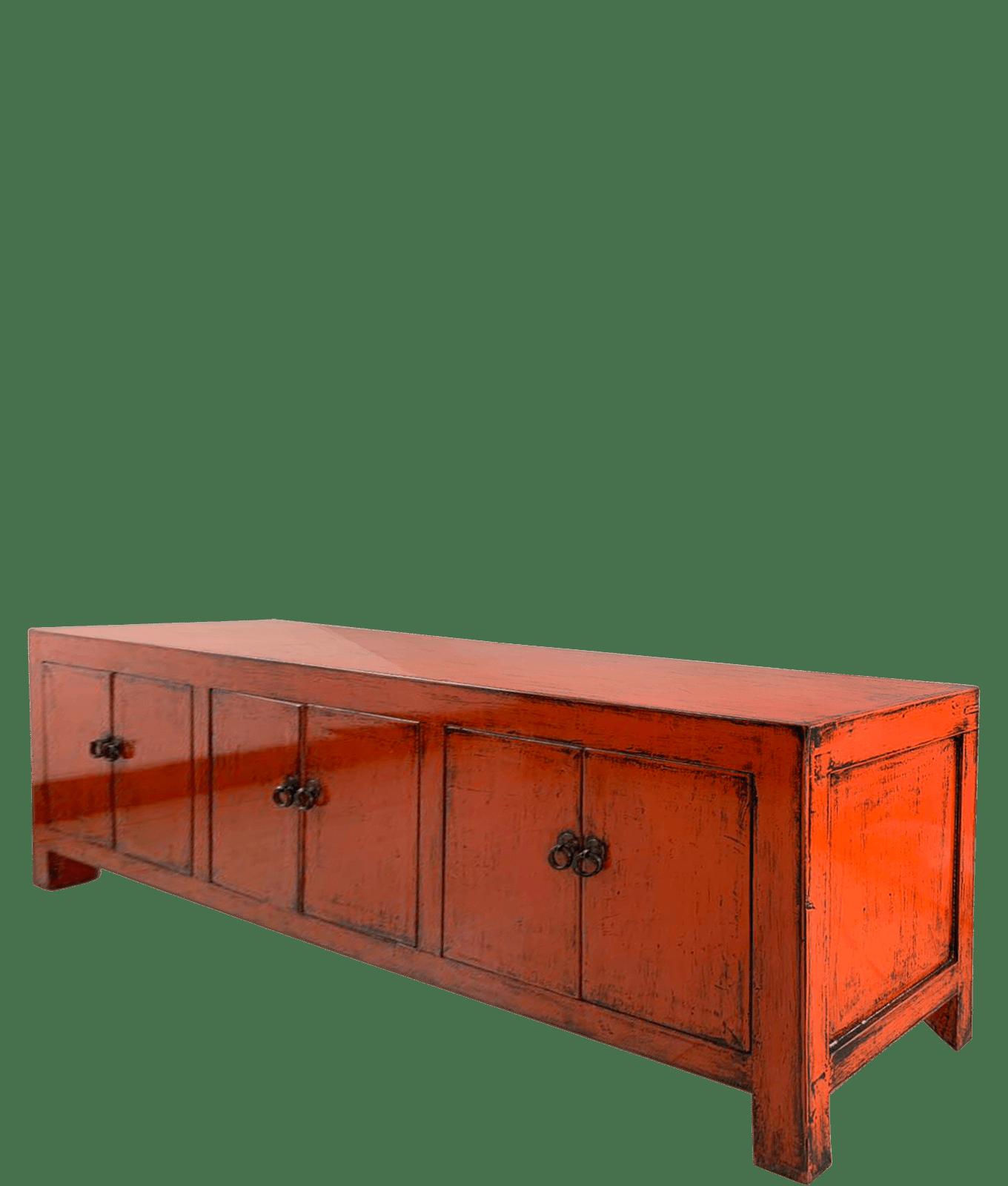 oud-chinees-tv-meubel-oosterse-meubels voorkant schuin