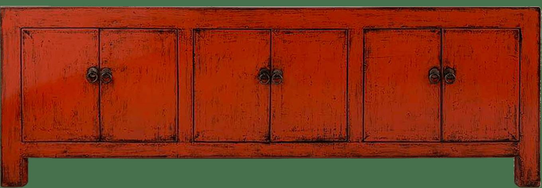 oud-chinees-tv-meubel-oosterse-meubels voorkant