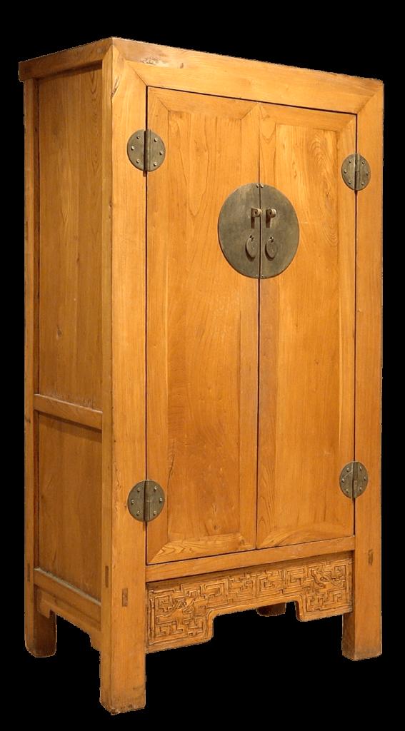 oude-chinese-kast-oosterse-meubelen-voorkant schuin