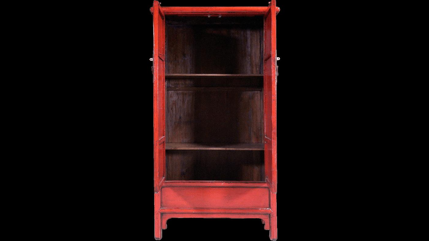 oude-chinese-kast-oosterse-meubelen-deur open