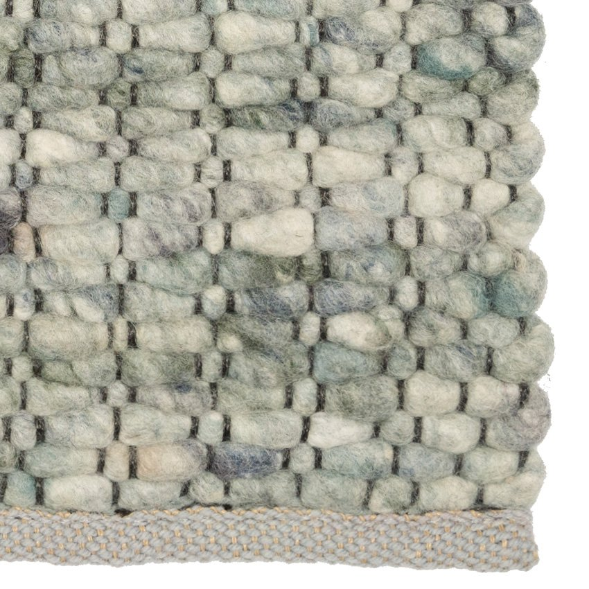 FIRENZE FI-26 grijs flatweave modern tapijt detail
