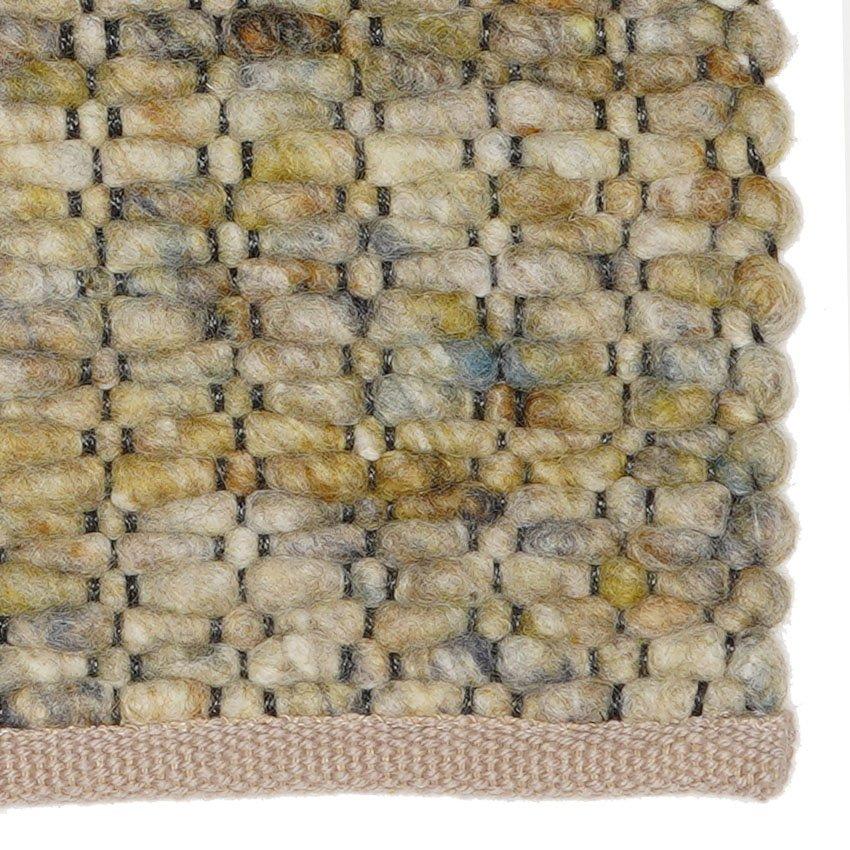 FIRENZE FI-27 geel modern tapijt detail