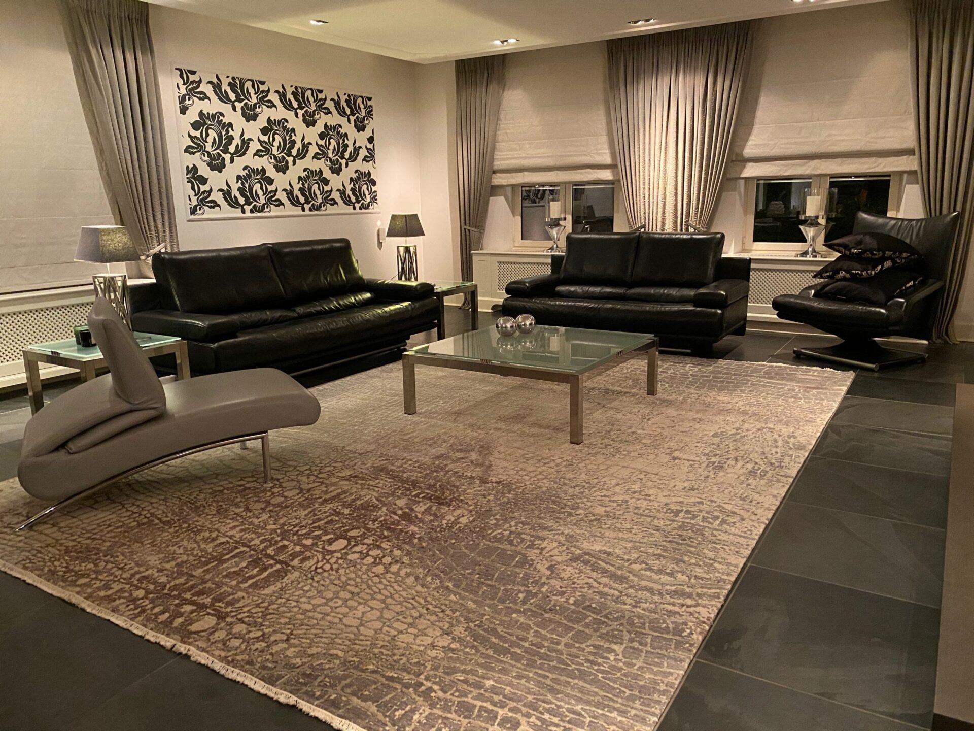 Loricata design tapijt