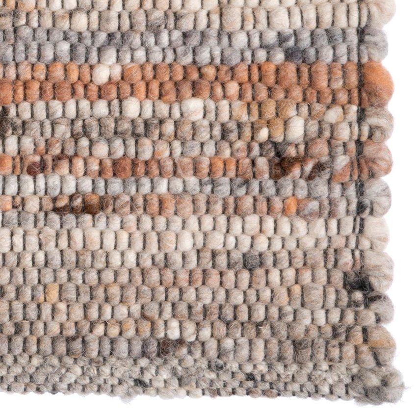 LO-03-Tapijt-bruin flatweave koreman maastricht