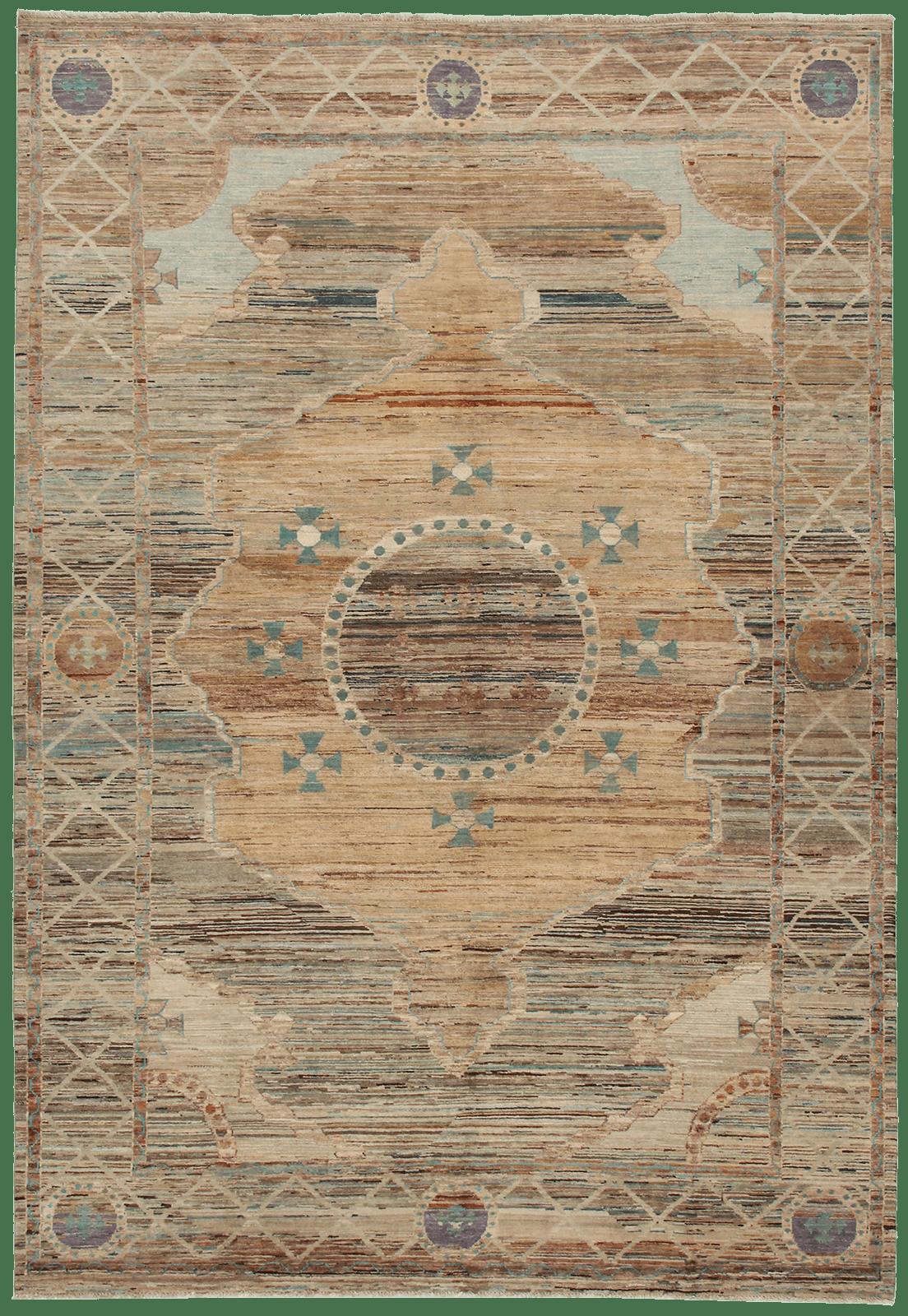 kashkuli-smaragd-tapijt-oosterse-perzische-tapijten-luxe-exclusieve-vloerkleden-bruin-blauw-beige-turquoise-293x203-koreman-maastricht