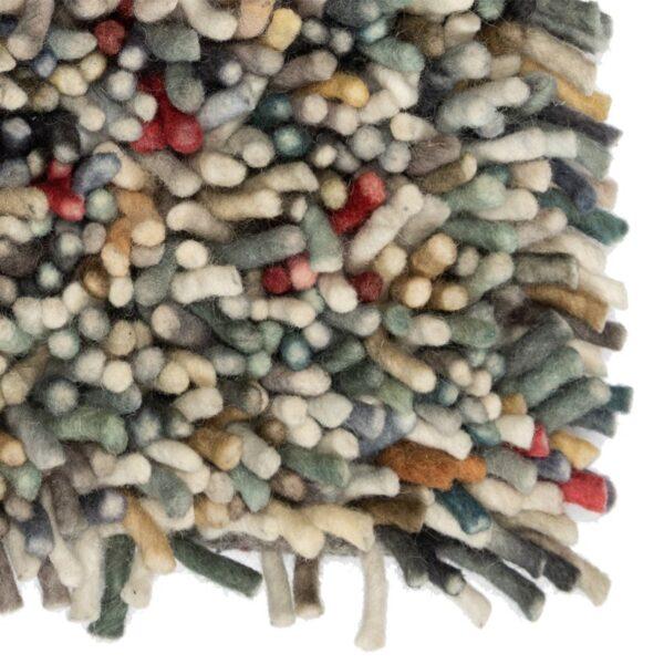 Hoogpolig tapijt Rinaldo mix