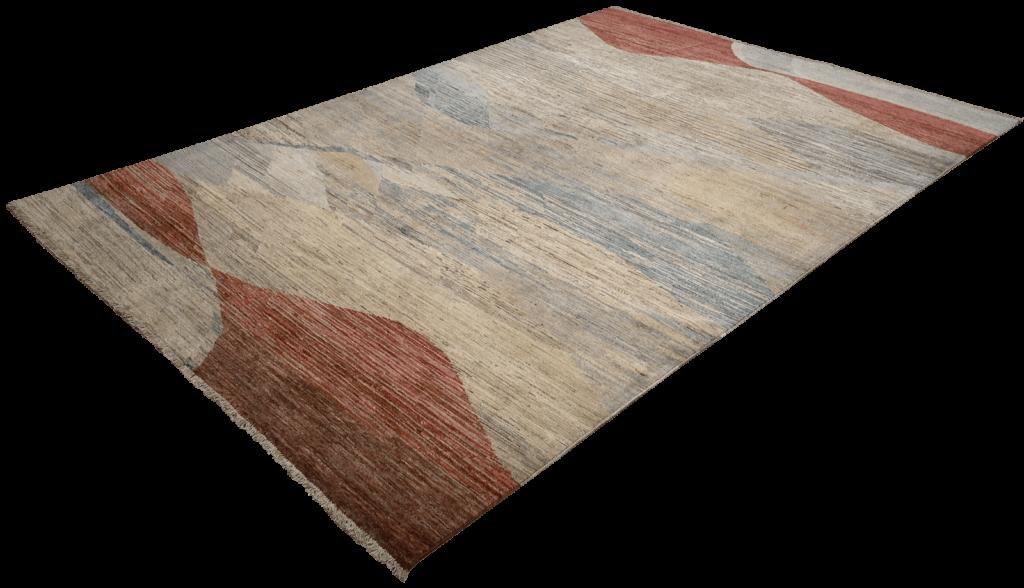 kashkuli-red-waves-tapijt-moderne-tapijten-luxe-exclusieve-vloerkleden-rood-blauw-beige-multi-293x202-koreman-maastricht